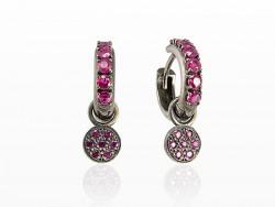 Earrings Le Petit Pavee